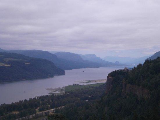 Columbia River Gorge National Scenic Area : Columbia River Gorge