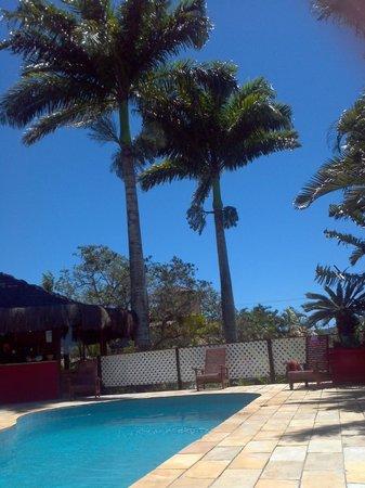 Pousada Le Palmier: piscina
