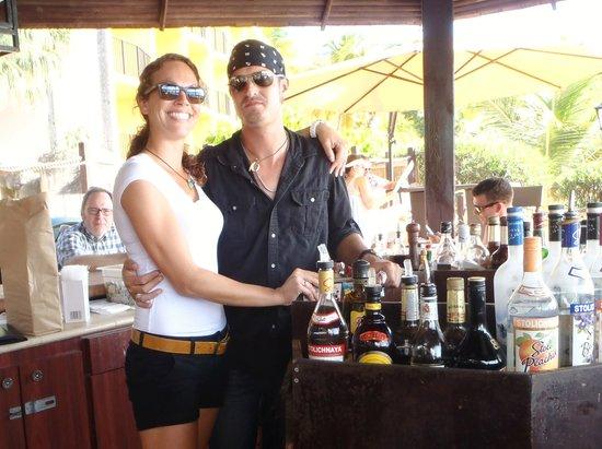 Emerald Beach Resort: Morgan the Fair