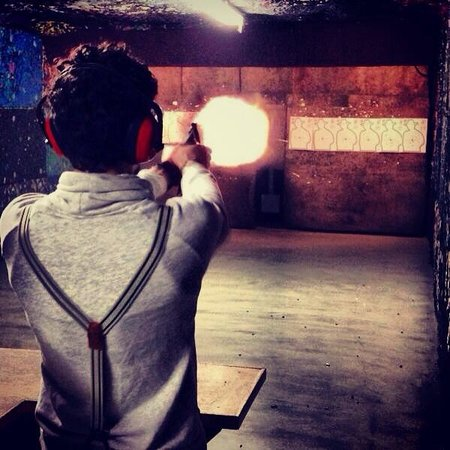 Celeritas Shooting Club: That feeling