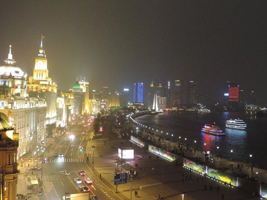 Le Royal Meridien Shanghai: View of The Bund