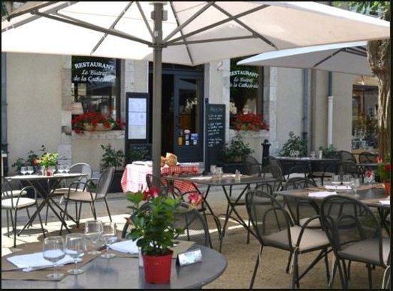 Le bistrot de la cath drale chartres restaurant avis for Bon restaurant chartres