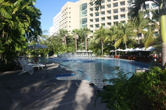 The Grand Mayan Nuevo Vallarta : One of the pools