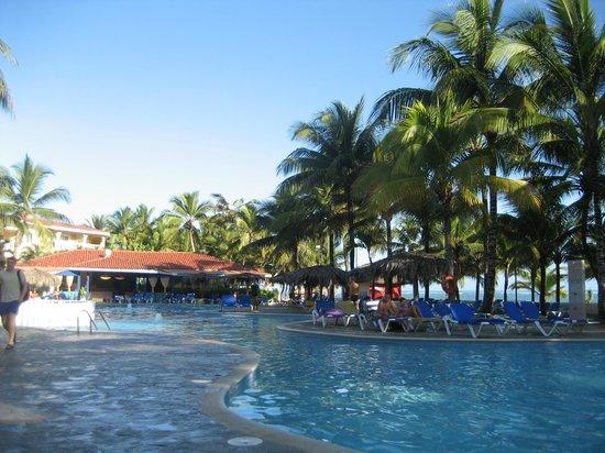 Viva Wyndham Tangerine : piscine