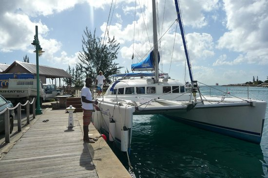 Elegance Catamaran Cruises: A beautiful boat -you will not be disappointed