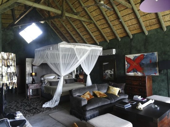 Chitwa Chitwa Private Game Reserve: One of the suites at Chitwa Chitwa