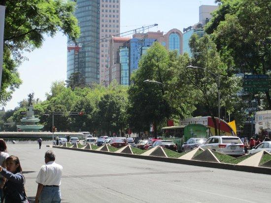 Paseo de la Reforma - DangerAvoider