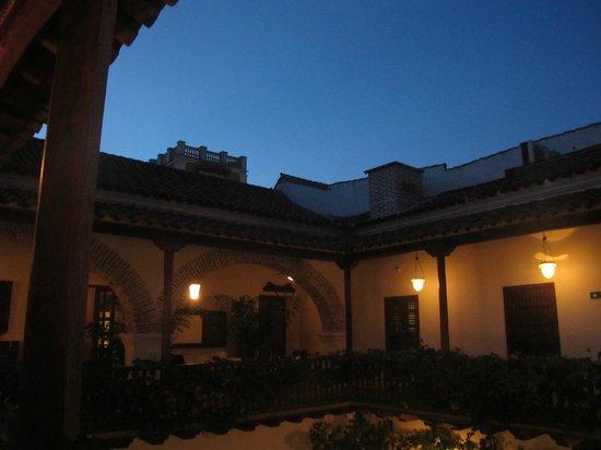 Hotel Casa del Arzobispado : Cielo en cartagena