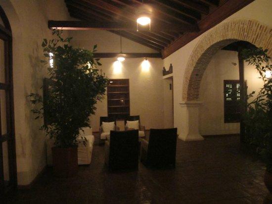 Hotel Casa del Arzobispado: Hotel Lounge