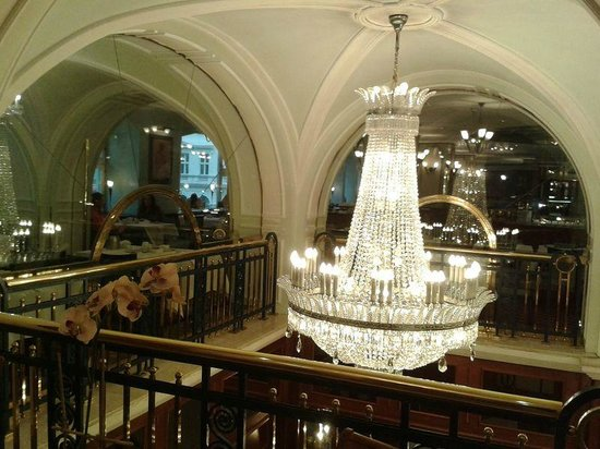 Art Nouveau Palace Hotel : Speisesaal