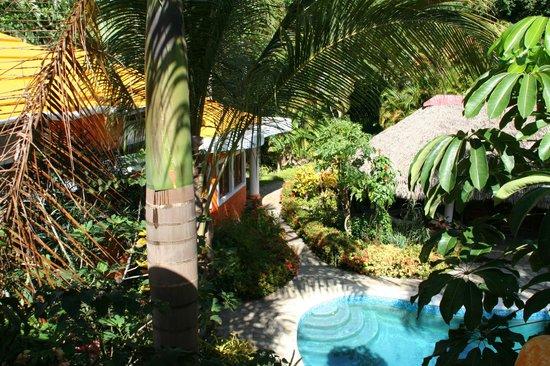 祕密花園飯店照片
