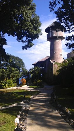 Hermosa Cove - Jamaica's Villa Hotel: Lighthouse at Christopher's