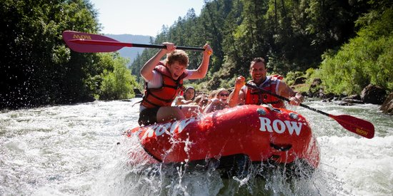 ROW Adventures - Rogue River Rafting