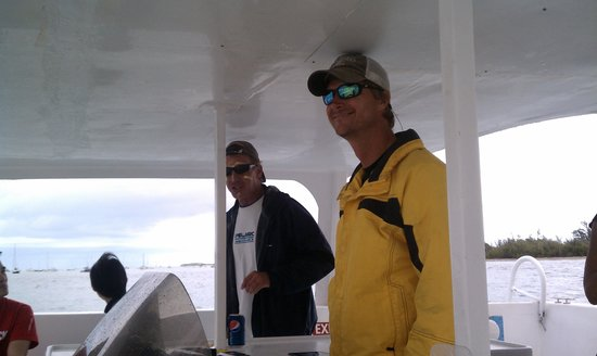 Clearly Unique Charters: Jeff and Chris