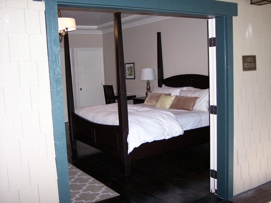 The Grand Idyllwild Lodge : Suite memory