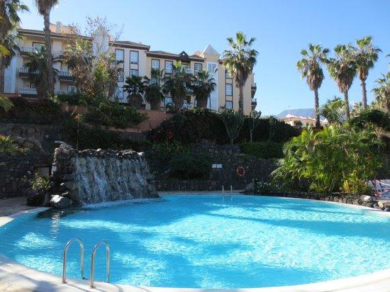 Hotel Puerto Palace : Teilweise beheizt, kein Handtuchkrieg, die Pools im Puerto Palace