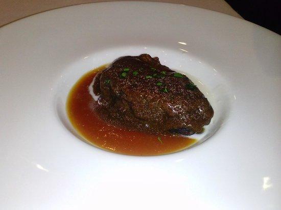 Astelena 1997 Restaurante: carrillera