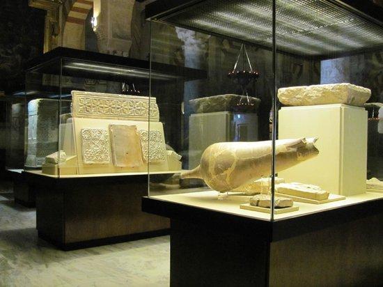 Cathédrale de Cordoue : Interior
