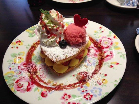 Shibuya Excel Hotel Tokyu : Food was delicious!!!!