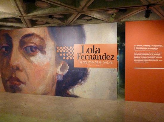 Museo del Oro Precolombino: Lola Fernandez Art Exhibit
