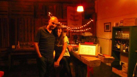 Llao Llao Social Club : La pareja feliz!