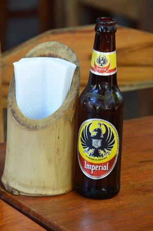 Coconutz Sports Bar & Restaurant : Beer