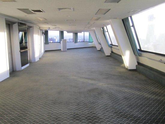 Hotel Century Zona Rosa México: Top floor