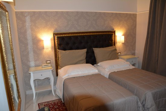 Villa Del Mare Exclusive Residence Hotel: camera