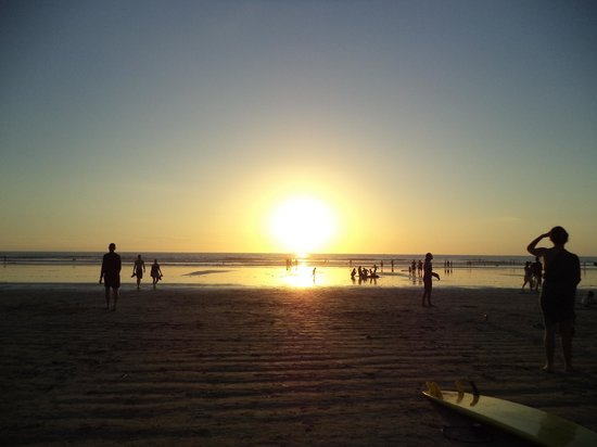 Surf Bikini Retreat: Sunset - Playa Guiones