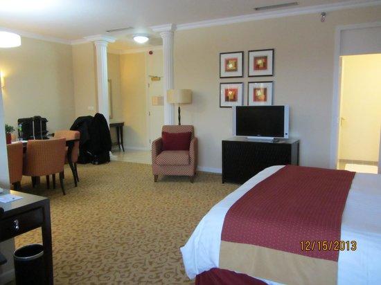 Budapest Marriott Hotel: Jr. Suite