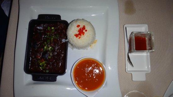 Hodelpa Nicolas de Ovando : delicious food
