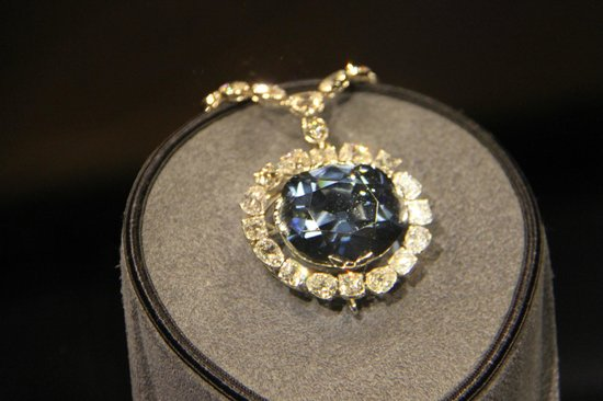 National Museum of Natural History: The Hope Diamond