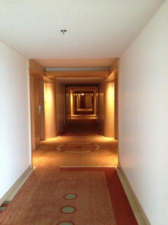 Grand Bittar Hotel: corredor