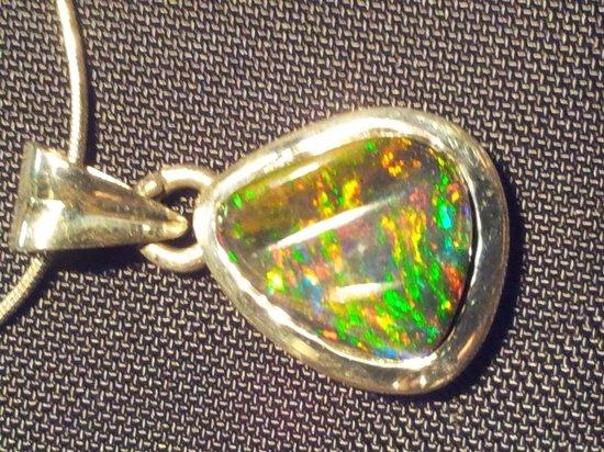 Casanova Fine Jewelry & Accessories: Handmaid Mexican Fire Opal from Casanova Fine Jewelry