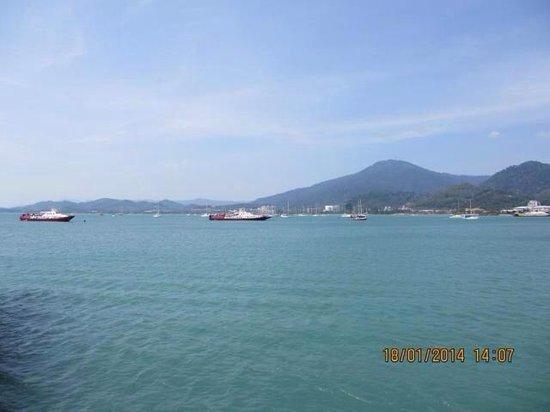 Surrounding views at Dataran Lang