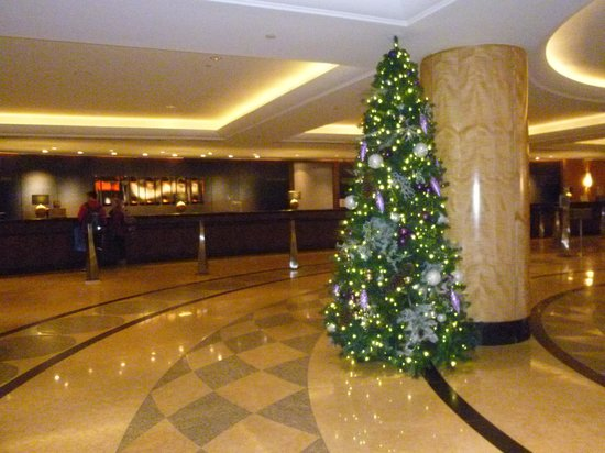 New York Hilton Midtown: ホテル・チェクインカウンター