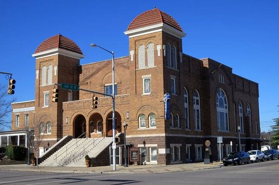 16th Street Baptist Church : church