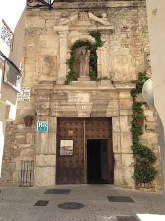 Posada de San José: Exterior of Posada