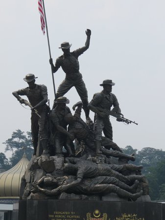 National Monument : Awe Inspiring