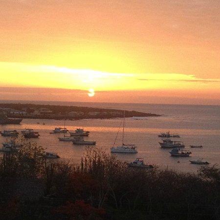Casa Playa Mann Galapagos : Vista do quarto
