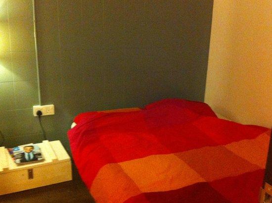 Queen's Hostel : Private room 1st floor
