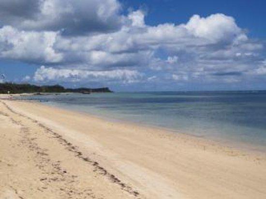 Uppama Coast : ビーチ