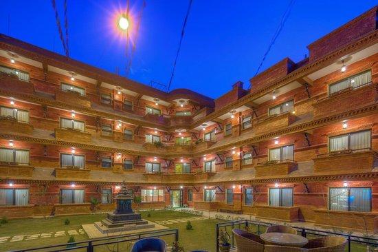 Hotel Siddhi Manakamana: Hotel