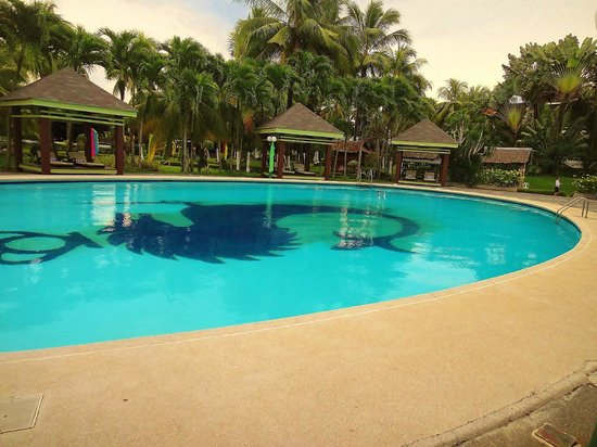 Waterfront Insular Hotel Davao: Pool