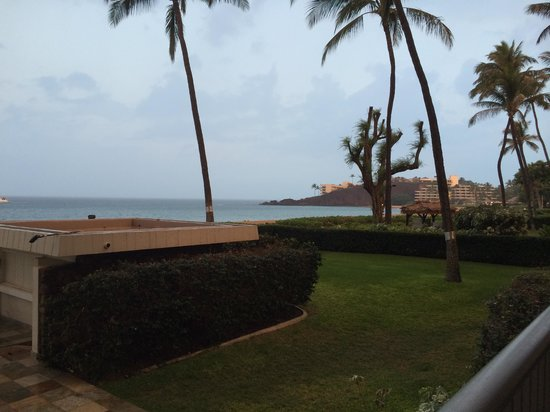 Aston at The Whaler on Kaanapali Beach: View from 102