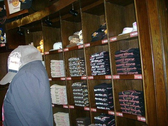 Hard Rock Cafe Hurghada: HR Shop