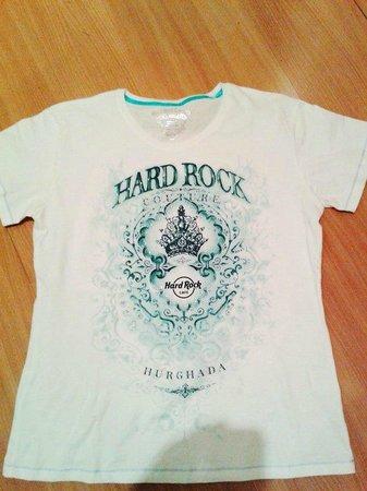Hard Rock Cafe Hurghada : HRC Shirt