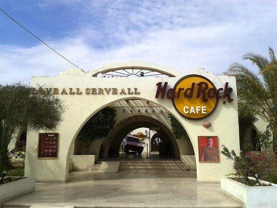 Hard Rock Cafe Hurghada : HRC