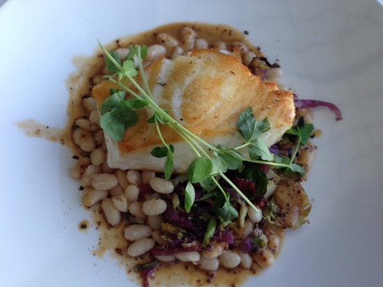 Pietro's on the Ocean: Sea Bass special