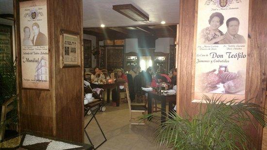 Hotel Mision Colonial: restaurante